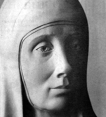 Супруга Дмитрия Донского Великая княгиня Евдокия Дмитриевна