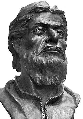 Мужчина из  раскопа 2 некрополя кремля г. Дмитрова,  XIV–XVII вв.