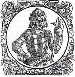 Александр, король Польши 1581 из [16.27]