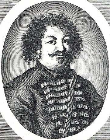 Степан Тимофеевич Разин, 1672