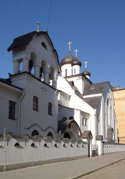 Церковь иконы Божией матери Знамение, СПб