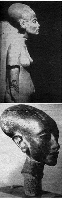 Нефертити. Каирский музей