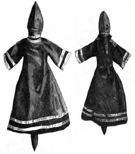 В. Н. Майнов. Угорские народы. Остяцкие идолы, 1884