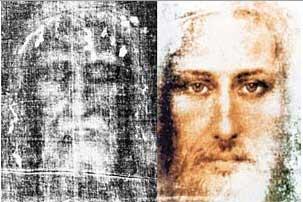 Лик Иисуса Христа. Реконструкция проф. Б. Сапунова