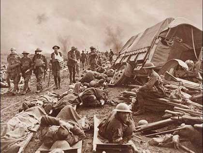 Фотографии с Первой мировой войны, Frank Hurley's
