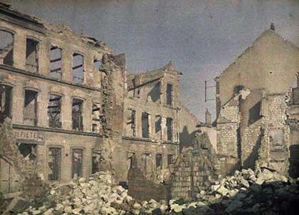 Фотографии с Первой мировой войны