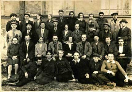 Отчёт Рабочего Антирелигиозного Университета. Преподаватели РАУ, 1931