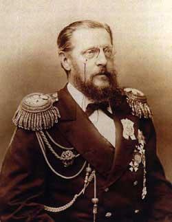 Великий князь, Генералъ-Адмирал Константин Николаевич Романов, брат царя АлександраII  http://butonierca.livejournal.com/32832.html