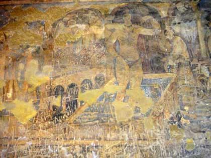 Иордания, Каср Амра-1, 710 год; http://cappadocia-elenatruva.ru/wp-content/uploads/amra_jordan_3.jpg