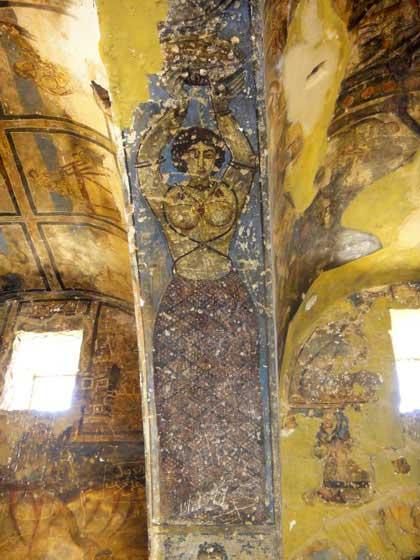 Иордания, Каср Амра-1, 710 год; http://cappadocia-elenatruva.ru/wp-content/uploads/amra_jordan_5.jpg