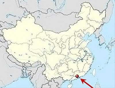 Китай. Кантон (Гуанчжоу)