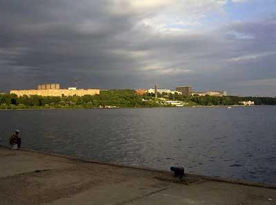 Ижевск - ближайший город к Центру народонаселения России-2002, http://web2.0udmurtia.ru/