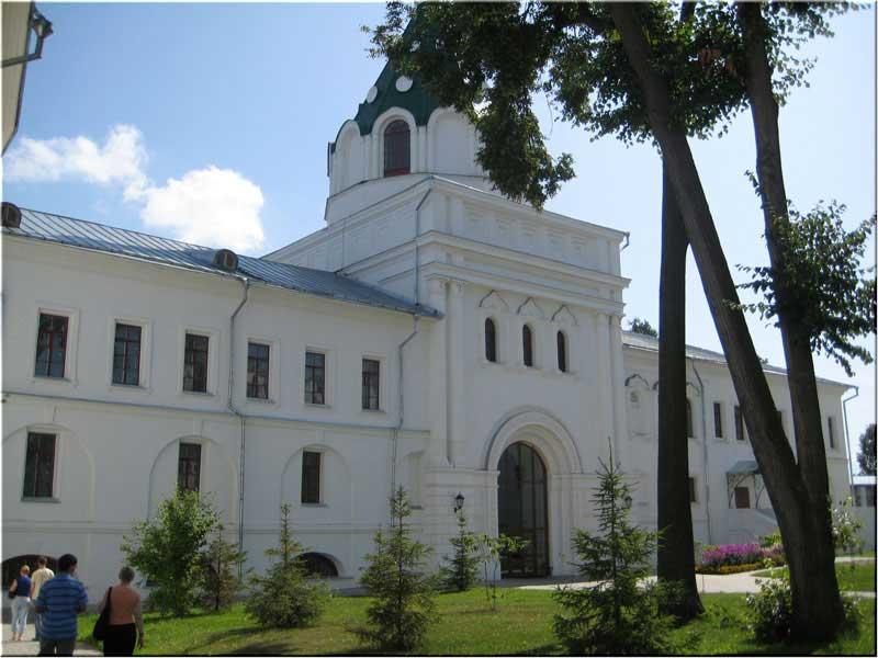 Здание как бы офиса Главного бухгалтера Ипатьевского монастыря