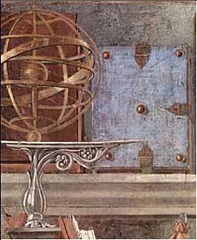 Армиллярная небесная сфера Сандро Ботичелли (†1510), http://upload.wikimedia.org/wikipedia/commons/thumb/5/57/Sandro_Botticelli_052.jpg/197px-Sandro_Botticelli_052.jpg?uselang=ru