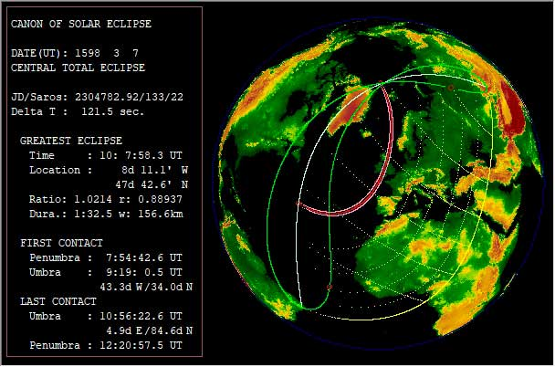 eclipse of time essay Themost recent total lunar eclipse occurred on june 15, 2011 it was a central eclipse, visible over europe and south america after sunset, over africa and most of asia, and australia before sunrise it was also the longest and darkest lunar eclipse of the century, lasting 100 minutes.