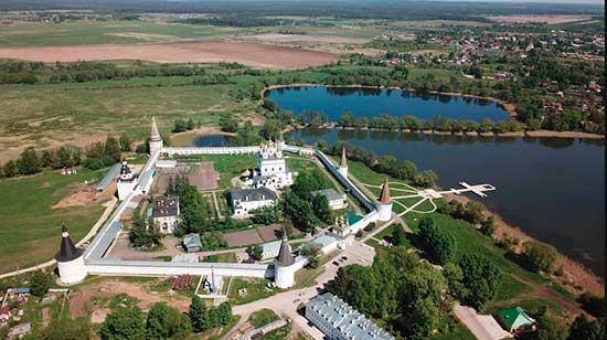 Иосифо-Волоцкий монастырь? Иосифо-Волоцкий монастырь