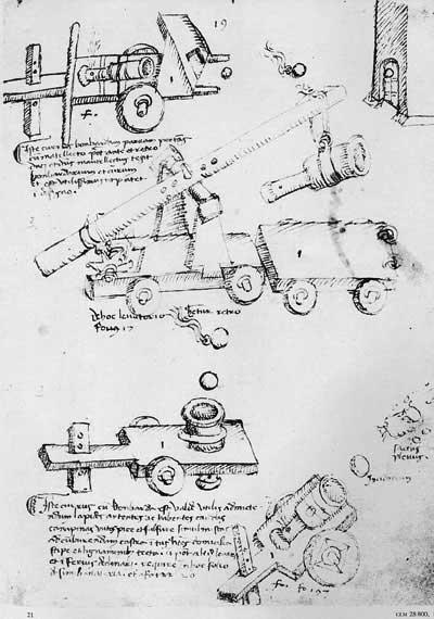 Мариано Таккола, 1453. Машины, ч.2