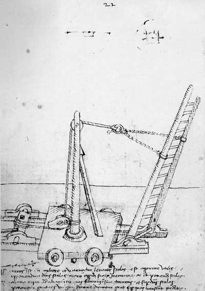 Мариано Таккола, 1453. Машины, ч.7