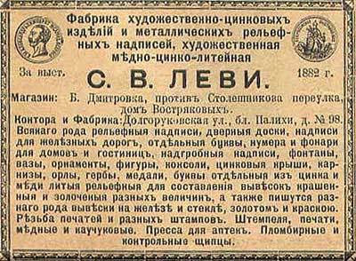 А.С.  Суворин. Типографии в Москве, 1901 г., ч.5