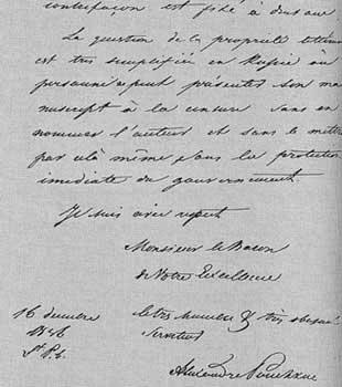 А.С. Пушкин, 16 декабря 1836. Поэт об авторском праве