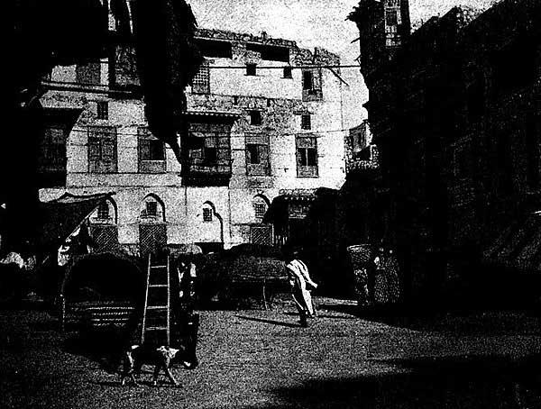 Дм. Ф. Соколов. Паломнические дома в Джедде, 1898. http://www.vostlit.info/Texts/Dokumenty/Arabien/XIX/1880-1900/Sokolov/8.JPG