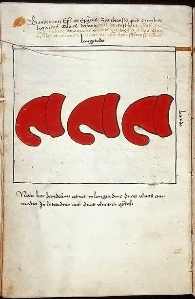 Рыцарские ордена. Прусские знамена 1410-1431: Знамя епископа Самбийского