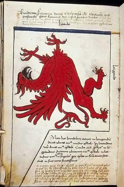 Рыцарские ордена. Прусские знамена 1410-1431: Знамя Казимира, герцога Штеттинского