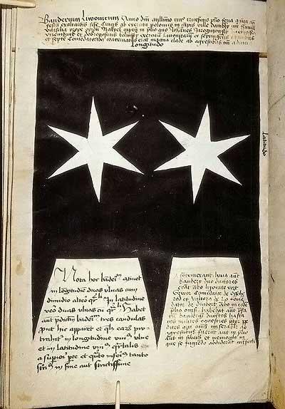 Рыцарские ордена. Прусские знамена 1410-1431: Знамя ливонцев 2