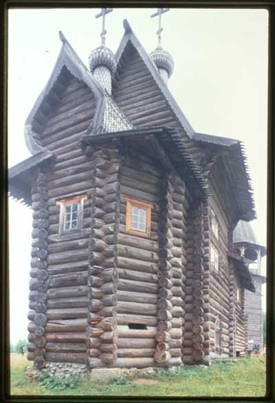 Церковь Иконы Пресвятой Богородицы, дер. Тохтарево, 1694