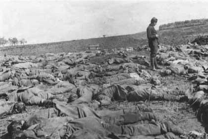 Первая мировая война, лики смерти 2