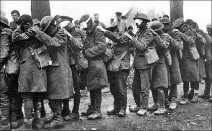 Первая мировая война, увечья 2