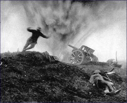 Первая мировая война. Миг до смерти