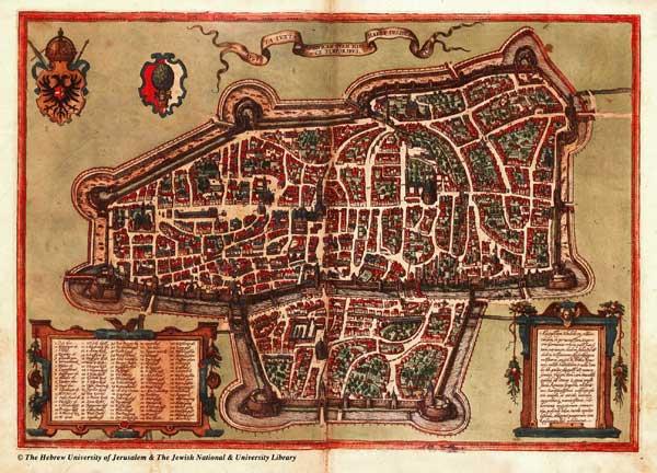 Аугсбург, 1572