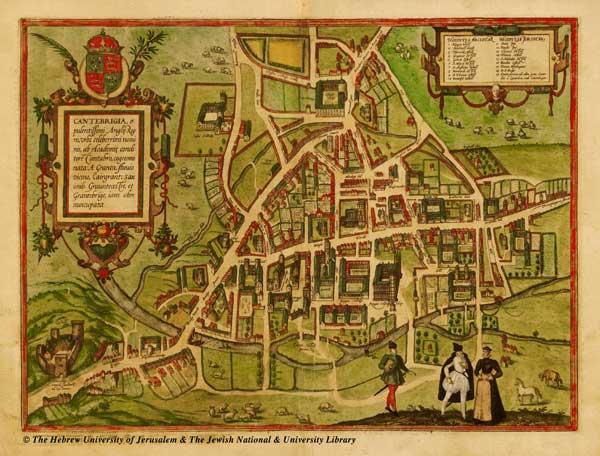 Кембридж, 1575