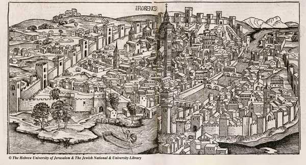 Флоренция, 1493