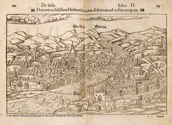 Флоренция, 1550
