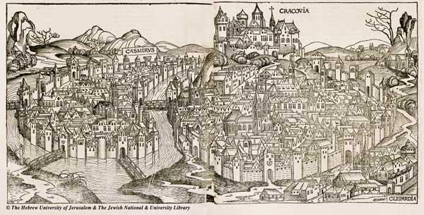 Краков, 1493