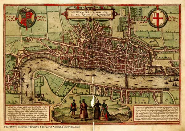 Лондон, 1572