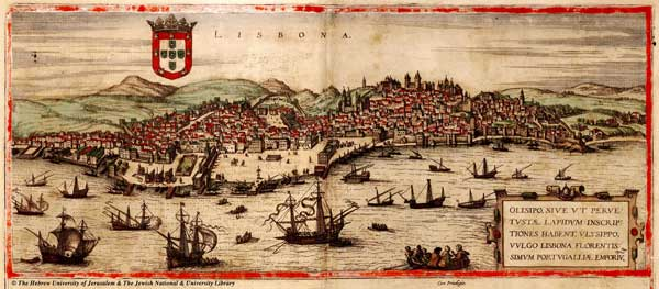 Лиссабон,1572