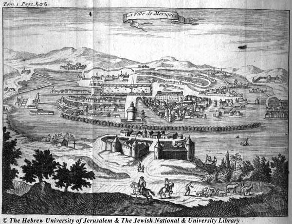 Мехико, 1703