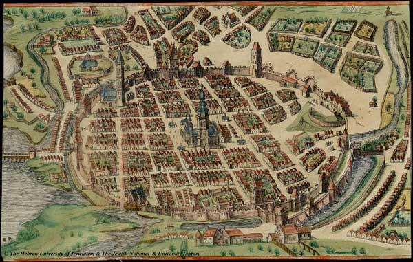 Познань, 1617