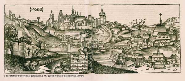 Прага, 1493