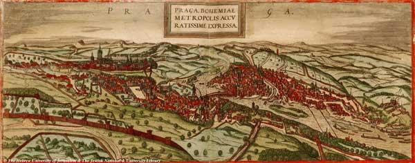 Прага, 1572
