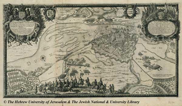 Рига, 1697