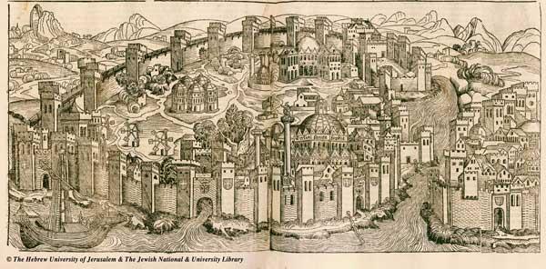 Царьград, 1493