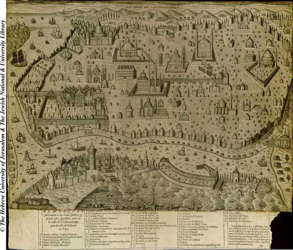 Стамбул, 1654