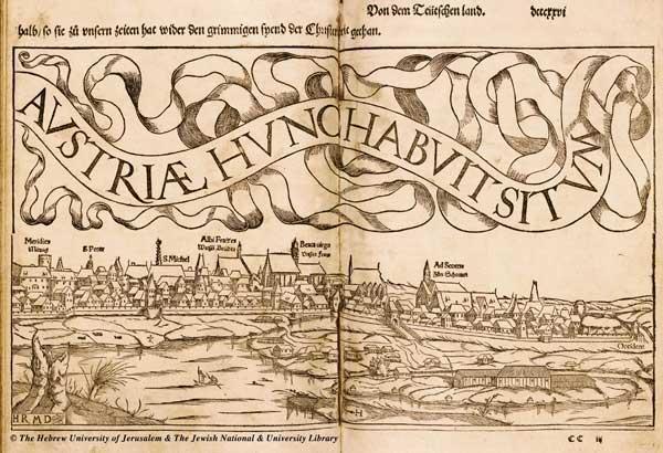 Вена, 1550