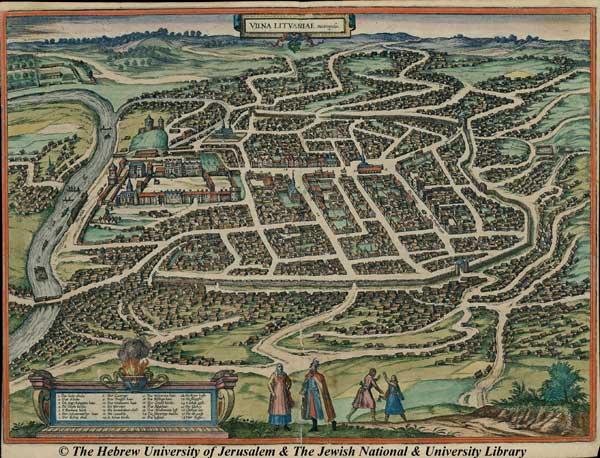 Вильна, 1581