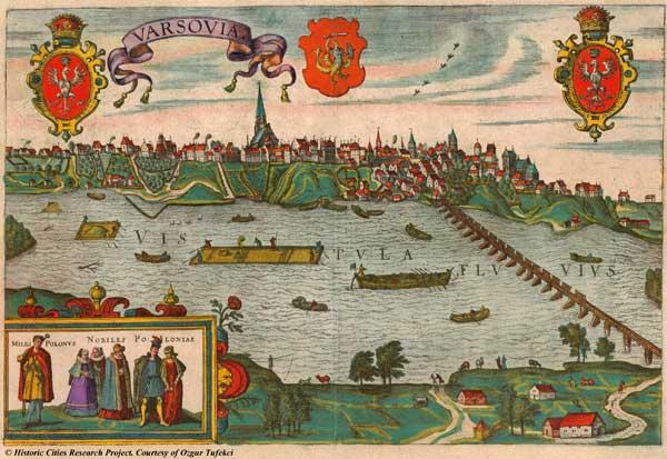 Варшава, 1617